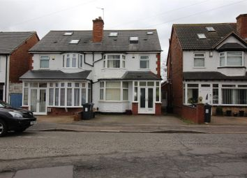 Thumbnail 4 bed semi-detached house for sale in Cateswell Road, Hall Green, Birmingham