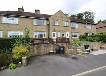 Thumbnail 3 bed terraced house for sale in Brigg Royd, Ripponden, Sowerby Bridge