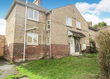 3 bed end terrace house for sale in South Crescent, East Dene, Rotherham S65