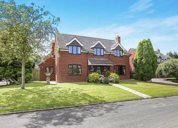 Thumbnail 4 bedroom detached house for sale in Bickford Close, Lapley, Stafford