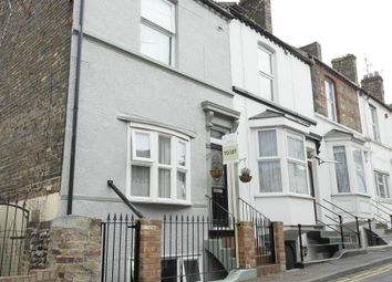 Thumbnail 3 bed terraced house to rent in Upper Dumpton Park Road, Ramsgate, Ramsgate