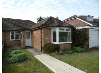 Thumbnail 3 bed semi-detached bungalow to rent in Mount Close, Winchester, Hampshire