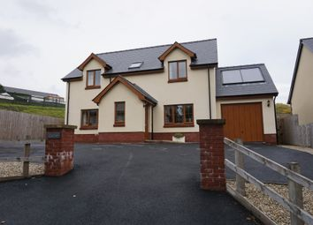 Thumbnail 3 bed detached house for sale in Caerbryn Road, Penygroes, Llanelli