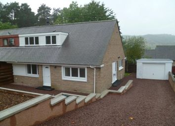 Thumbnail 4 bed semi-detached house to rent in Tor View, Contin, Strathpeffer