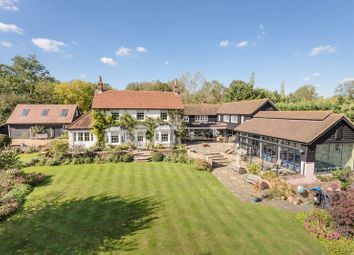 Thumbnail 6 bed country house for sale in Ashendene Road, Bayford, Hertford