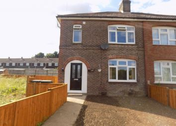 Thumbnail 3 bed semi-detached house to rent in Linden Road, Luton, Bedfordshire