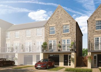 Thumbnail 3 bed terraced house for sale in Spofforth Park, Spofforth Hil, Wetherby