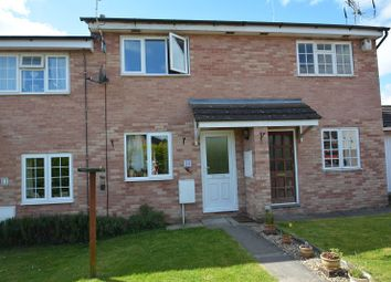 Thumbnail 2 bed terraced house to rent in Holmfirth Close, Belmont, Hereford.