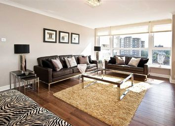 Thumbnail 3 bed flat to rent in Boydell Court, St John's Wood Park, St John's Wood, London