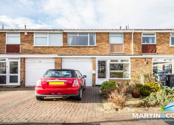 Thumbnail 3 bed terraced house for sale in Crookham Close, Harborne