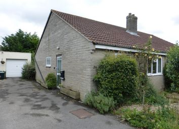 Thumbnail 2 bed semi-detached bungalow for sale in Parklands Way, Somerton