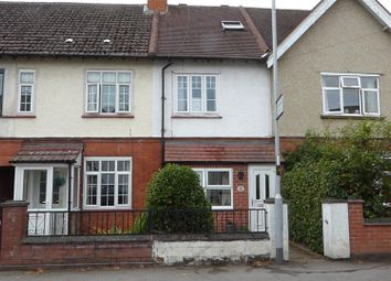 Thumbnail 4 bed terraced house for sale in Avenue Road, Ashby-De-La-Zouch