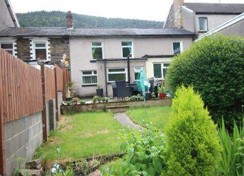 Thumbnail 1 bed terraced house for sale in North Road, Cross Keys, Newport