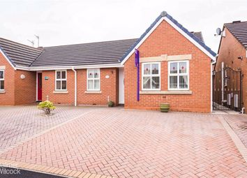Thumbnail 2 bed semi-detached bungalow for sale in Stowe Gardens, Leigh, Lancashire