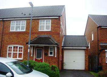 Thumbnail 4 bed detached house to rent in Osprey Road, Erdington, Birmingham