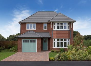 Thumbnail 4 bed detached house for sale in Littledown, Shaftesbury