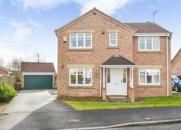 Thumbnail 4 bed detached house for sale in Worsley Court, Malton