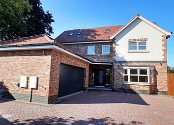 Thumbnail 5 bedroom detached house for sale in Jameson Keep, Hessle