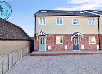 Thumbnail 3 bed end terrace house for sale in 6 Bradley Road, Upper Halling, Rochester