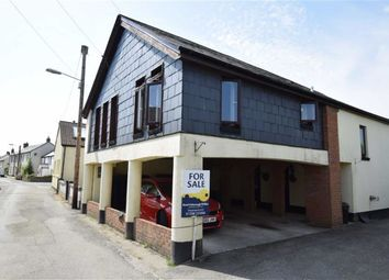 Thumbnail 2 bed flat for sale in West Street, Kilkhampton, Bude