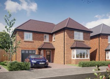 Thumbnail 4 bedroom detached house for sale in Forton Road, Newport