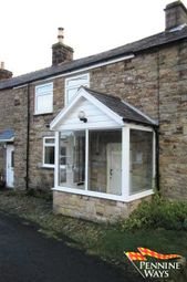 Thumbnail 2 bed terraced house to rent in Park Village, Haltwhistle