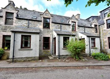 Thumbnail 1 bed terraced house for sale in Woodside Avenue, Grantown-On-Spey