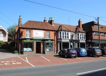 1 High Street, Hartley Wintney, Hook RG27. Retail premises to let