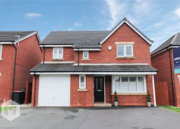 Thumbnail 4 bed detached house for sale in Cotton Fields, Worsley, Manchester