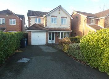 Thumbnail 4 bed detached house for sale in Loweswater Close, Orford, Warrington, Cheshire