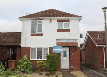 Thumbnail 2 bed link-detached house for sale in Cardinals Gate, Werrington, Peterborough