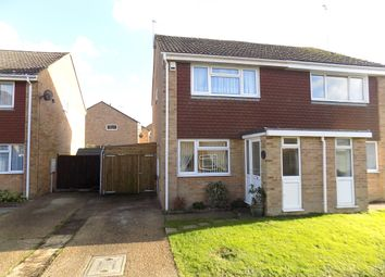 Thumbnail 2 bed semi-detached house for sale in Cavalier Close, Dibden