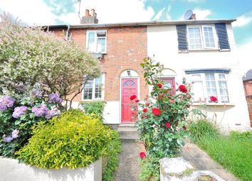 Thumbnail 1 bed terraced house to rent in Chapel Row, Bishops Stortford, Herts