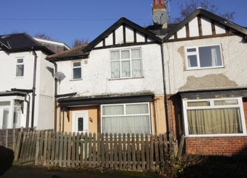 Thumbnail 3 bed semi-detached house for sale in Bramcote Road, Nottingham, Nottinghamshire