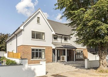 Thumbnail 5 bed semi-detached house to rent in Cole Park Road, Twickenham
