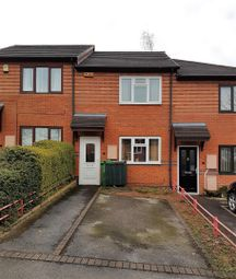 Thumbnail 2 bed terraced house for sale in Draymans Court, Nottingham