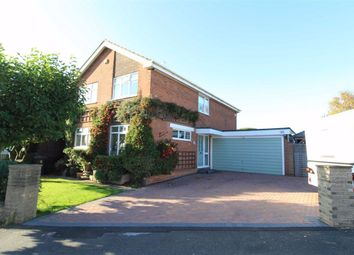 Thumbnail 4 bed detached house for sale in Overstrand Close, Woodthorpe View, Arnold, Nottingham