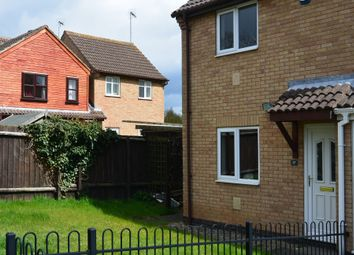 Thumbnail 2 bed town house to rent in Primrose Way, Leicester