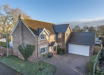 Thumbnail 5 bed detached house for sale in Farriers Gate, Cranwell