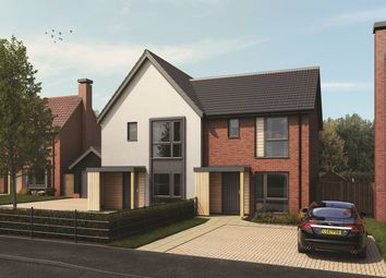 Thumbnail 2 bed semi-detached house for sale in Mary Lane North, Great Bromley, Colchester