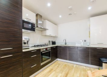 Thumbnail 1 bed flat to rent in Grange Road, Bermondsey, London