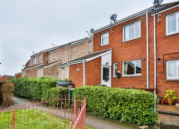 Thumbnail 3 bed terraced house for sale in Raven Walk, Hereford, Herefordshire