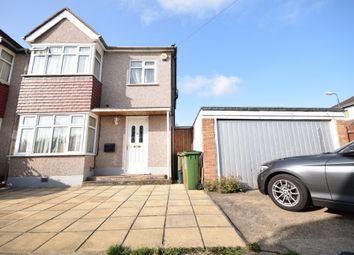 Thumbnail 3 bed semi-detached house to rent in Inverness Road, Worcester Park