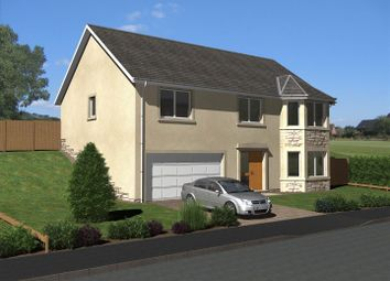 Thumbnail 4 bedroom detached house for sale in The Thomson, East Broomlands, Kelso