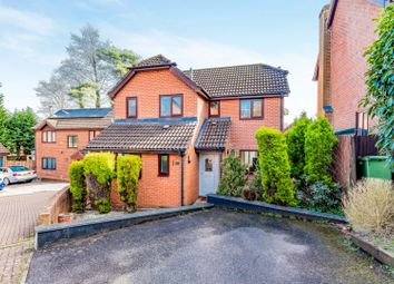 Thumbnail 3 bed detached house for sale in Monument Chase, Bordon