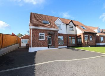 Thumbnail 3 bed semi-detached house for sale in Clare Hill, Belfast