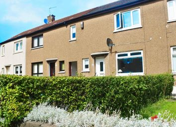Thumbnail 2 bed terraced house for sale in Reelick Avenue, Glasgow