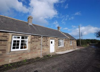 Thumbnail 3 bed cottage for sale in West Moor Farm Cottages, Ellington, Morpeth