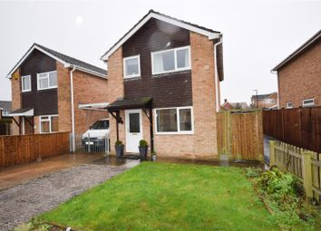 Thumbnail 3 bed detached house for sale in Oak Way, Huntley, Gloucester