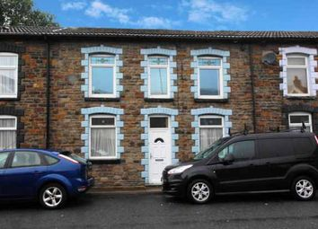 Thumbnail 2 bed terraced house for sale in Ynyshir Road, Porth, Mid Glamorgan